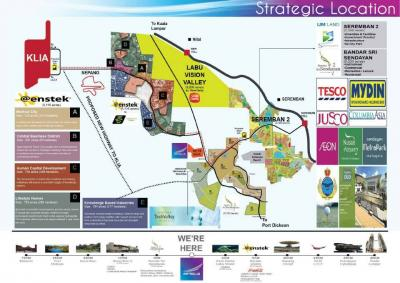 Malaysia Vision Valley
