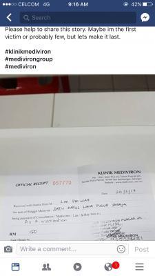 Klinik Mediviron Scandal