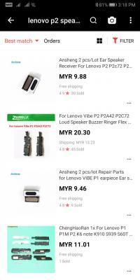 Lenovo P2 Chat V2:Snap625 AMOLED 4GB/32GB 5100mAh