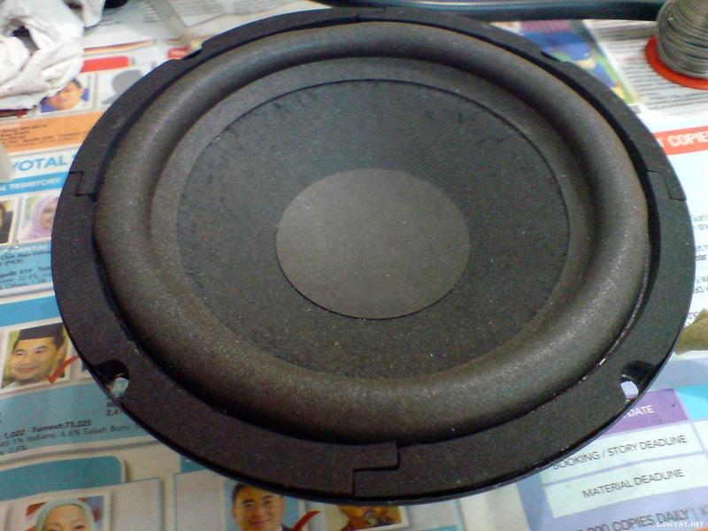 WTA] Speaker Repair shop