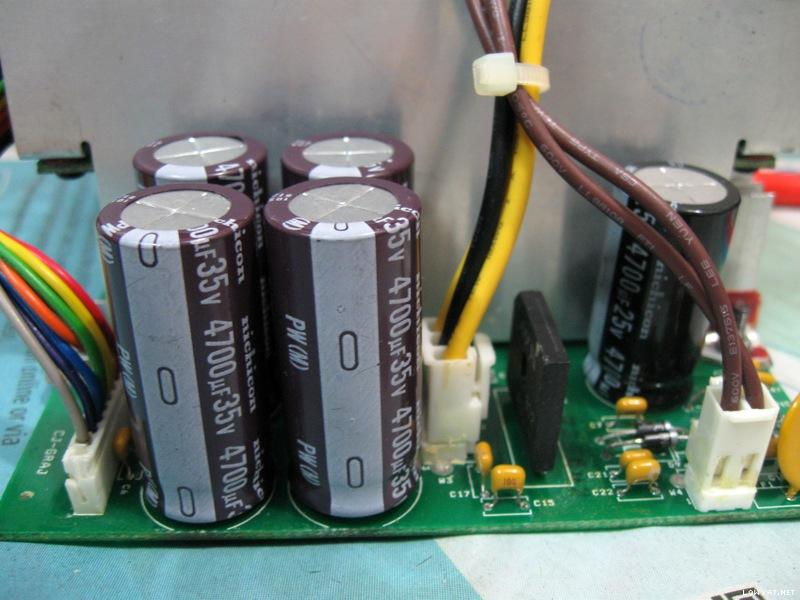 Audio Capacitor