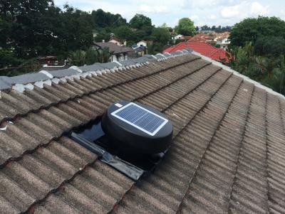 Solar Attic Ventilator Roof Ventilator Malaysia