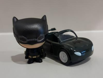 caltex justice league car special edition