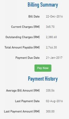 Tenant racking up huge TNB bill & possibly rental
