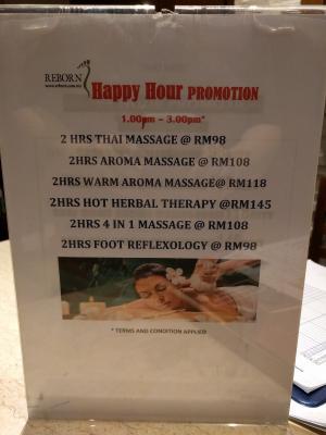 Reborn Massage?