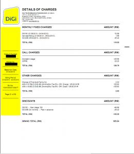 how to call digi centre malaysia from overseas