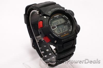 casio g shock mudman g 9000 user manual