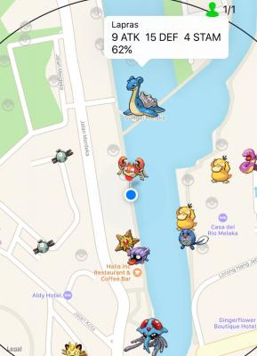 melaka pokemon location