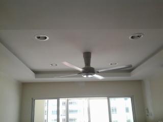 Plaster Ceiling Renovation