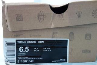 Nike Roshe Run Original Vs Fake