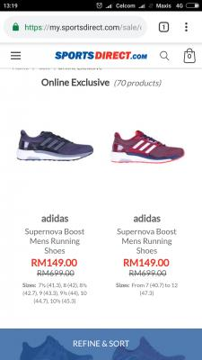 size 40 bc13d bfec2 Sports Direct selling UltraBoost for cheap!