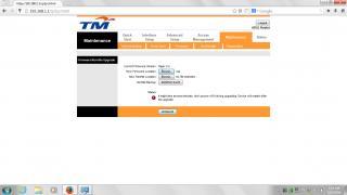 tp-link 305 firmware update new password
