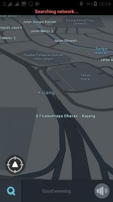 Problem with Waze