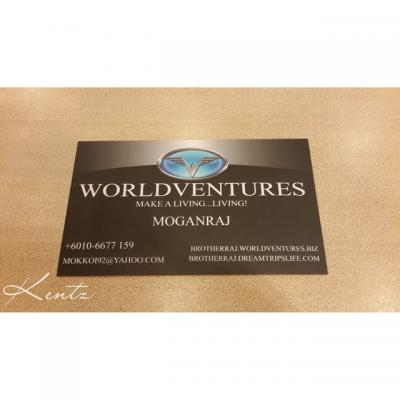 Wts Cyz Printing Enterprise Business Name Card