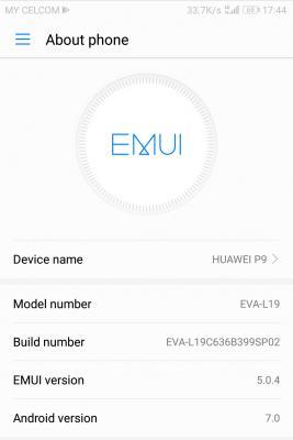 Huawei P9/P9 Plus/P9 Lite Discussion Thread V4