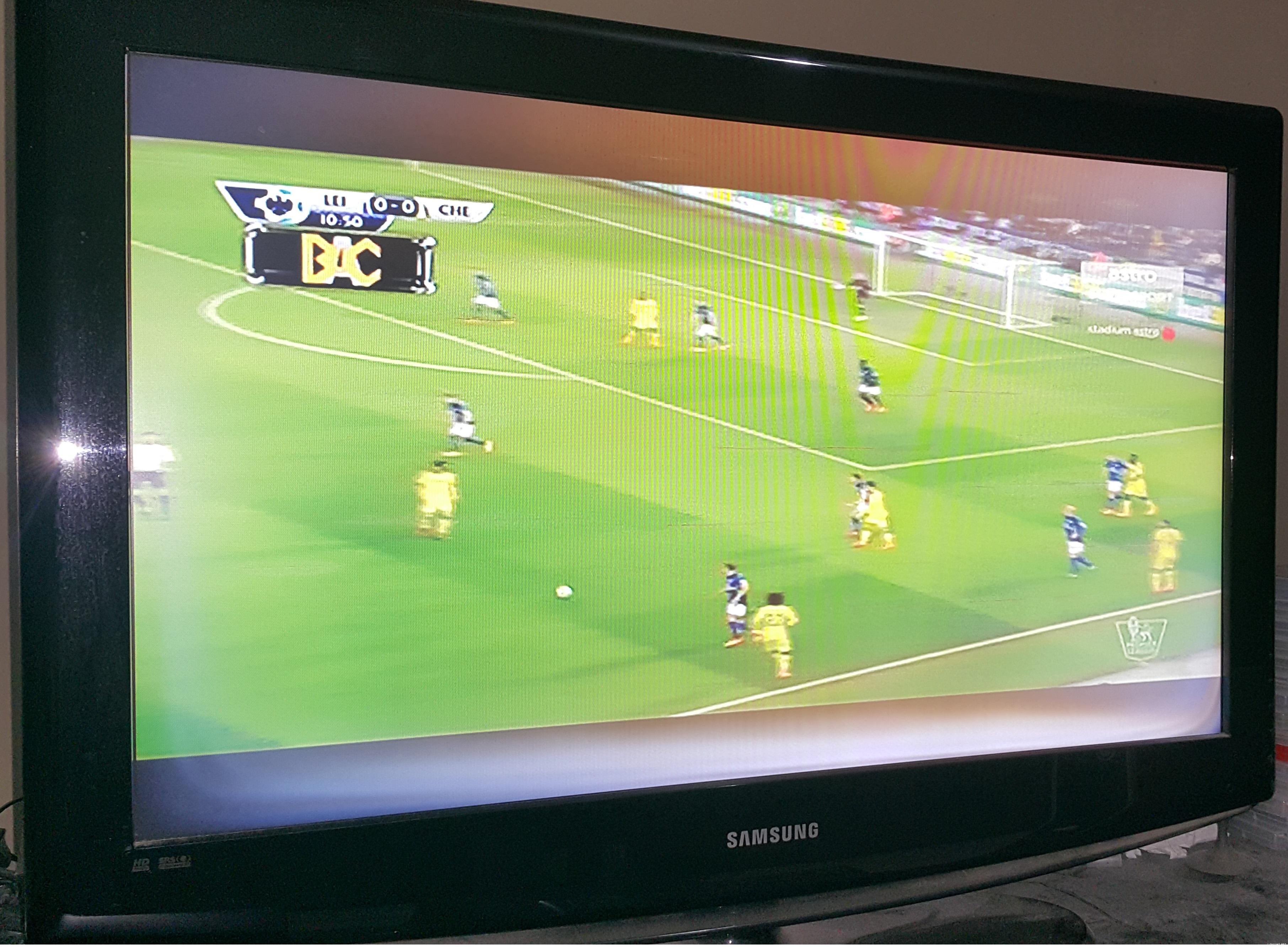 Samsung ln52a550p3f thick vertical lines on right side of screen attache murale tv samsung 28 - Attache murale tv ...