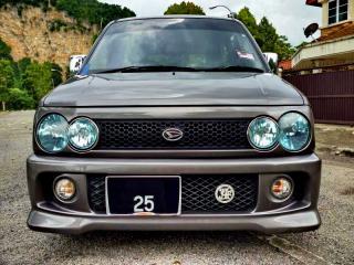 Perodua Kenari User Club V1