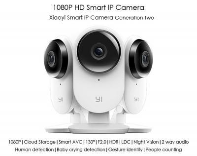 XiaoMi XiaoYi Yi Smart Home IP camera FHD 1080p