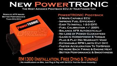 PowerTRONIC Piggyback ECU