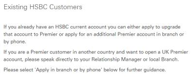 Open an Account with HSBC Malaysia