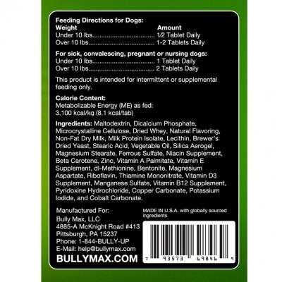 Dog Suppliment and Multivitamins