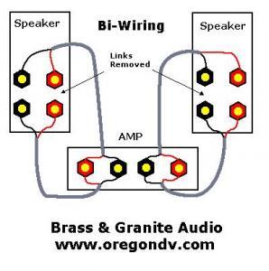 bi amp or bi wire rh forum lowyat net