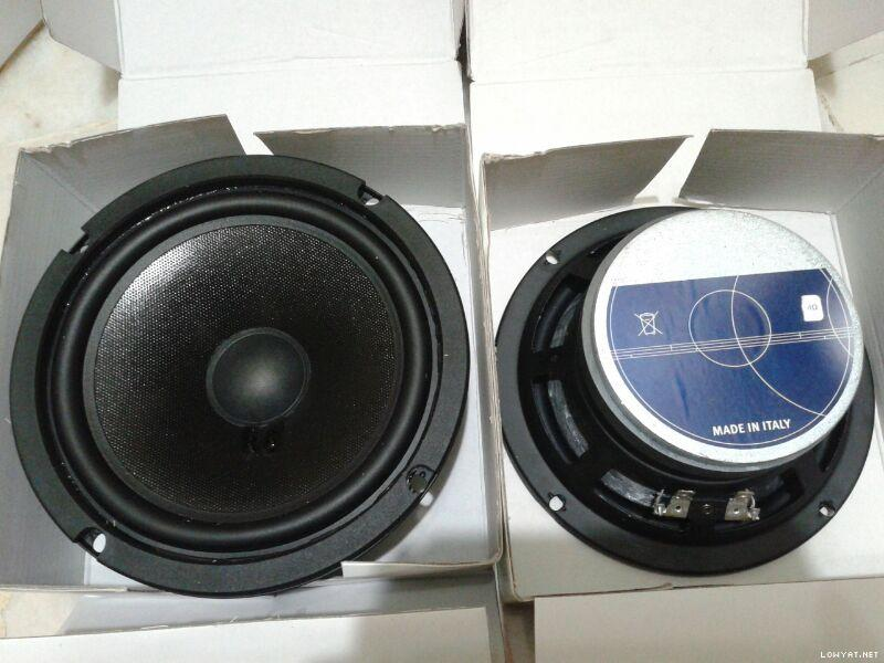 "6.5"" SICA Mid-Woofer ""made in Italy"" Post-110158-1386143740"