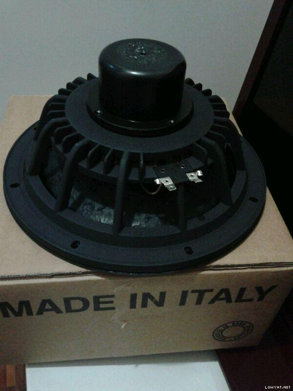 "6.5"" SICA Mid-Woofer ""made in Italy"" Post-110158-1386143835"