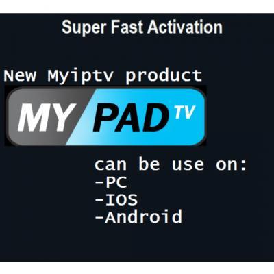 WTS] MYIPTV 4K Hao HD MyPAD TV Live Channel