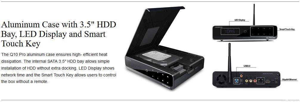 WTS] HIMEDIA Q10 Pro Quad Core Android 7 TV Box