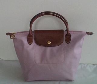 How to spot FAKE Longchamp La Pliage Bag  9b33d7a4650d1