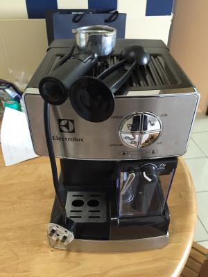 Electrolux Coffee Maker Parts : [WTS] Electrolux Coffee Machine All in One
