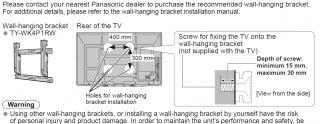 2007 panasonic viera plasma tv manual