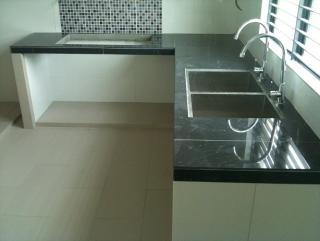 Kitchen Tiles Malaysia concrete tabletop