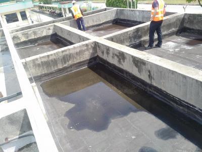 Waterproofing Water Leaking Problem
