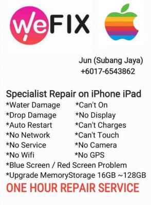 wts Apple repair service center.harga borong  ) ff4cb88944