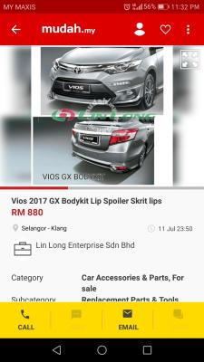 LYN Official Toyota Vios Owners Thread V6
