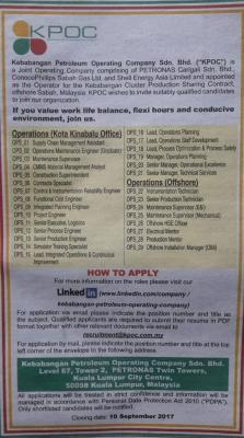 Irm Offshore Vacancy