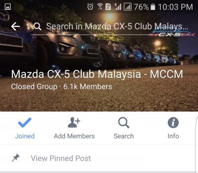 Mazda CX5 Owners Club