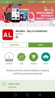 Akulaku Com Installment