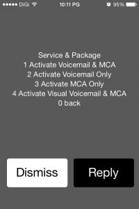 how to cancel voicemail fido prepaid