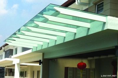 Car Porch Awning Quotation