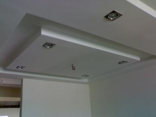 Plaster Ceiling Decoration
