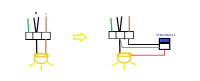 Photocell & Motion Sensor Light Switch on photocell control diagram, lighting contactor diagram, photocell wiring problem, photocell schematic, photocell lights, photocell installation, photocell wiring directions, simple photocell diagram, photocell sensor, photocell wiring guide, photocell switch, circuit diagram,
