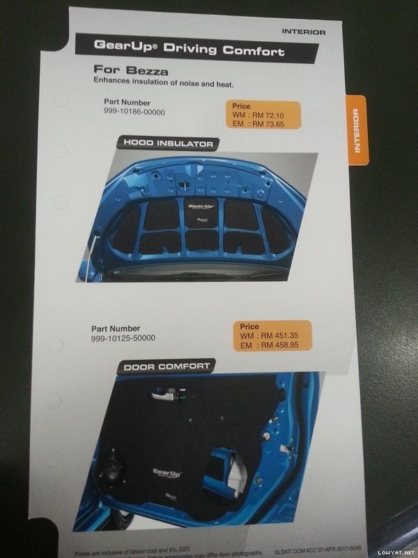 LYN Official Perodua Bezza Club V3