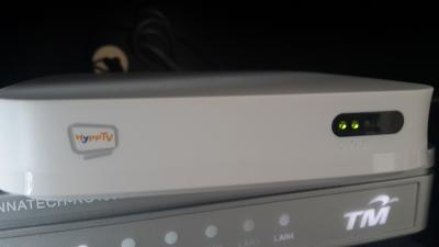 New Unifi IPTV Box - Huawei EC6108V8