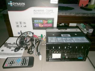 WTS Dynavin AU-M/695 Head Unit - SOLD