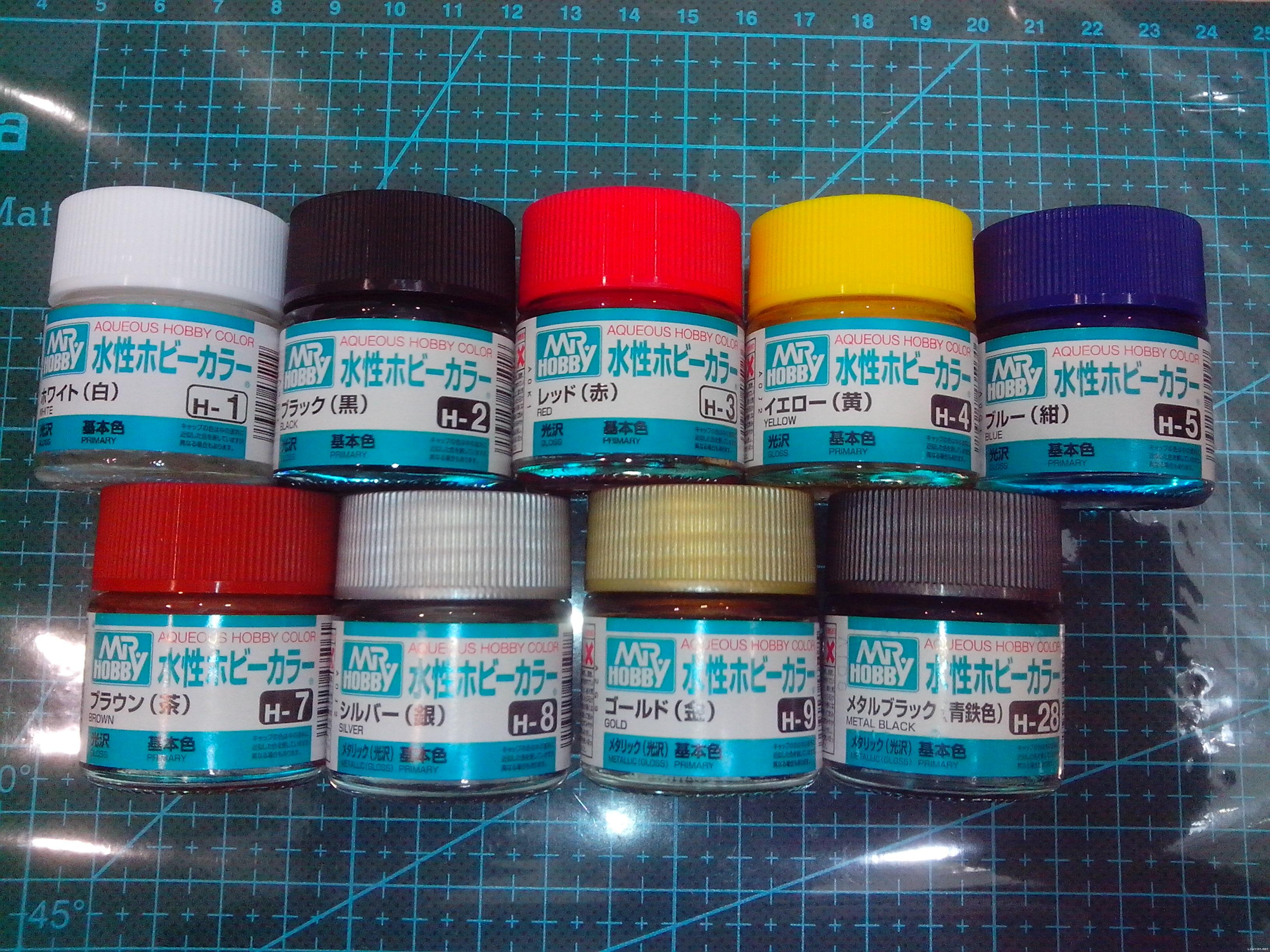 Mr color paint set paint color ideas wts airbrush compressor hobby tool paint thinner geenschuldenfo Image collections
