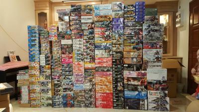 WTS] BANDAI Gundam PG/MG/NG/HG/RG/SD/GFF/MS