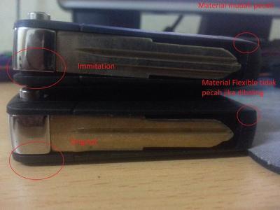 [WTS] Proton and Perodua Flip key conversion